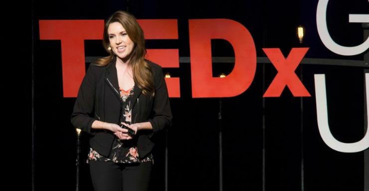 Dani Stringer TEDx Talk Vaccines