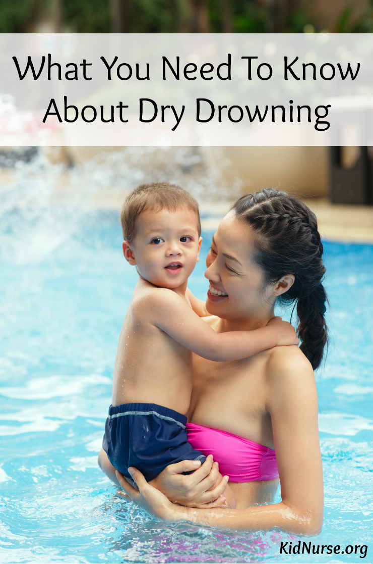 Dry drowning prevention is a hot topic right now, but is it a real medical condition? Find out the truth about dry drowning and water safety for kids before you go swimming this summer.