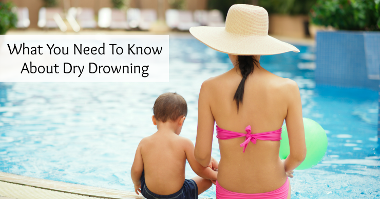 Dry drowning symptoms are a hot topic in the news. Find out the truth about dry drowning, water safety, and drowning prevention.