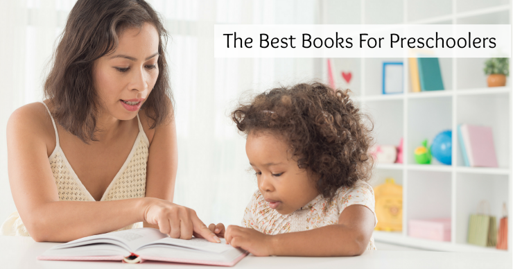 Support your child's language development by reading together daily. Use this list of the best books for preschoolers and kindergarteners to find new reads.