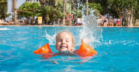 Water safety tips. It's time to throw away this dangerous pool toy that is putting your children in danger.